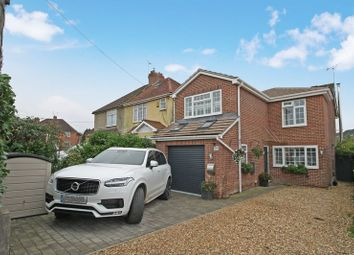 Thumbnail 4 bed detached house for sale in Swaythling Road, West End, Southampton