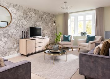 """Thumbnail 4 bed detached house for sale in """"Holden"""" at Southern Cross, Wixams, Bedford"""