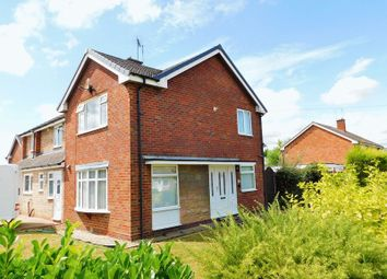 Thumbnail 2 bed semi-detached house for sale in Orchard Crescent, Penkridge, Stafford
