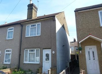 Thumbnail 2 bedroom semi-detached house for sale in Cowper Road, Rainham