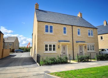 Thumbnail 2 bed semi-detached house for sale in Skylark Road, Bourton-On-The-Water, Cheltenham