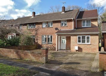 Thumbnail 4 bed semi-detached house for sale in Tenaplas Drive, Upper Basildon, Reading