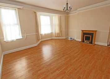 Thumbnail 1 bed property to rent in Northumberland Terrace, West Hoe, Plymouth