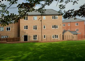 Thumbnail 2 bedroom flat to rent in Tenor Close, Clarence Park, Buckingham