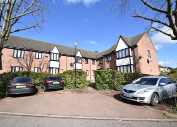 Thumbnail 2 bed flat for sale in Petunia Court, Luton