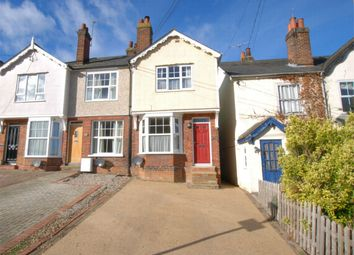 Thumbnail 3 bed end terrace house for sale in Tidings Hill, Halstead, Essex