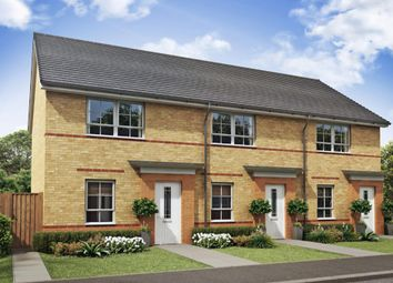 "Thumbnail 2 bed semi-detached house for sale in ""Kenley"" at Tenth Avenue, Morpeth"