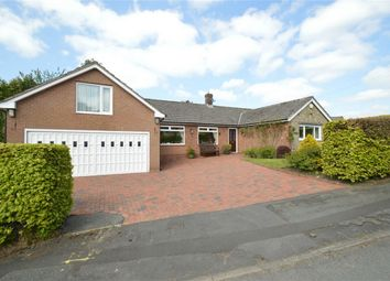 Thumbnail 3 bed detached bungalow for sale in Gleave Avenue, Bollington, Macclesfield, Cheshire