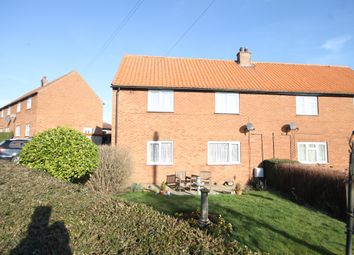 Thumbnail 3 bed semi-detached house for sale in Owston Road, Hunmanby