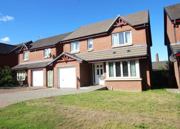 Thumbnail 4 bed detached house for sale in Colliery View, Dalkeith, Midlothian (County Of Edinburgh)