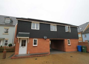 Thumbnail 2 bed flat to rent in Realgar Court, Sittingbourne