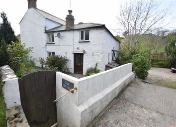 Thumbnail 1 bed semi-detached house for sale in Bush, Bude