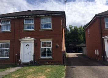 Thumbnail 2 bed semi-detached house to rent in Nightingale Way, Apley, Telford
