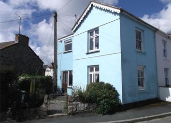 Thumbnail 1 bed end terrace house for sale in Norton Place, Penzance, Cornwall