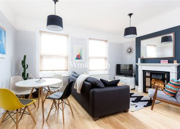 Thumbnail 3 bed flat for sale in Tynemouth Road, Seven Sisters, London