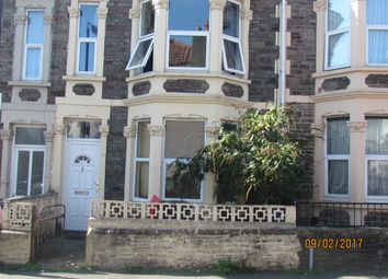 Thumbnail 4 bed terraced house to rent in Cairns Crescent, St Pauls, Bristol