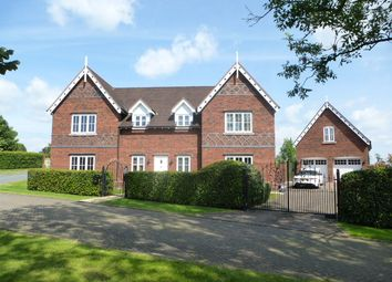 Thumbnail 4 bedroom detached house to rent in Wychwood Park, Weston, Crewe, Cheshire