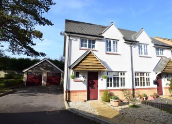3 bed semi-detached house for sale in Darwin Avenue, Maidstone, Kent ME15