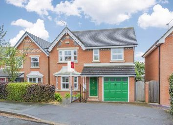Thumbnail 4 bed detached house for sale in Church Way, Wybunbury, Nantwich, Cheshire