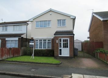 Thumbnail 3 bed detached house to rent in Cronton Avenue, Moreton, Wirral