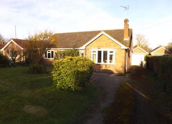 Thumbnail 3 bedroom bungalow for sale in North Lane, Swaby, Alford