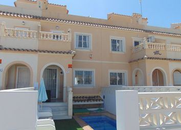 Thumbnail 2 bed town house for sale in Sierra Golf, Alicante, Spain