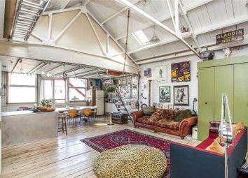 Academy Buildings, Fanshaw Street, London N1. Studio for sale