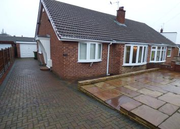 Thumbnail 2 bedroom bungalow for sale in Fountains Cresent, Normanby, Middlesbrough