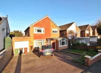 Thumbnail 4 bed detached house for sale in Clay Lane, Bushey Heath, Bushey