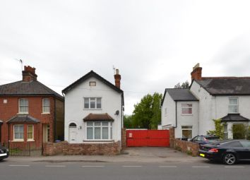 Thumbnail 4 bed detached house to rent in New Haw Road, Addlestone