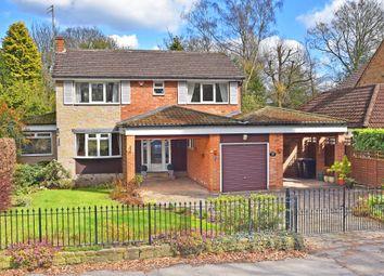 Hookstone Wood Road, Harrogate HG2. 4 bed detached house for sale