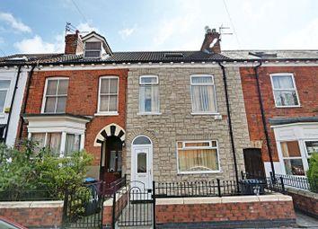 Thumbnail 3 bedroom terraced house for sale in Delaware Avenue, De La Pole Avenue, Hull