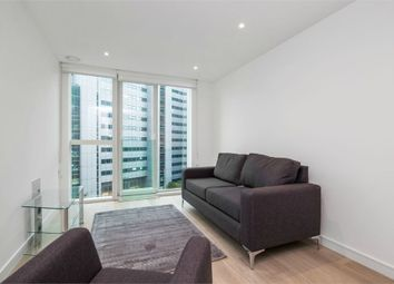 Thumbnail 1 bed flat to rent in Pinnacle Apartments, 11 Saffron Central Square, Croydon, Surrey