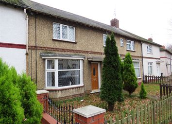 Thumbnail 3 bedroom terraced house for sale in Oak Road, Kettering