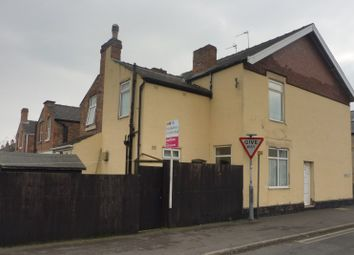 Thumbnail 2 bed semi-detached house for sale in Bower Street, Derby, Derbyshire