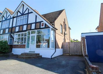 Thumbnail 3 bed semi-detached house for sale in Charles Road West, St. Leonards-On-Sea, East Sussex