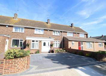 Thumbnail 3 bed terraced house for sale in Codrington Gardens, Gravesend
