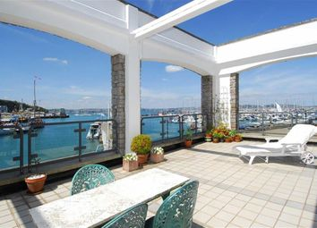 Thumbnail 3 bed flat for sale in Berry Head Road, Harbour Area, Brixham