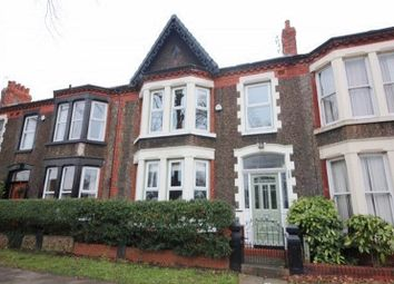 Thumbnail 4 bedroom terraced house for sale in Menlove Avenue, Mossley Hill, Liverpool