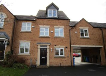 Thumbnail 3 bed town house for sale in Heys Close, Milnrow, Rochdale