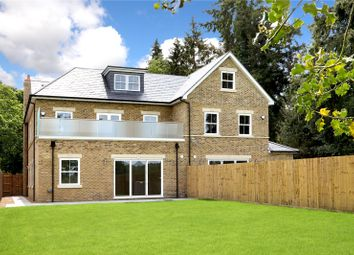 Thumbnail 5 bedroom semi-detached house for sale in Littlefield, Sunningdale, Ascot, Berkshire