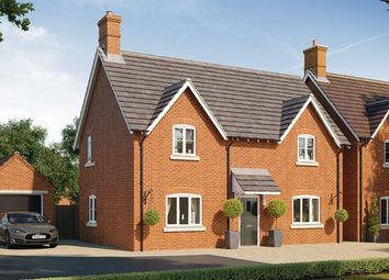 Thumbnail 3 bed detached house for sale in The Tatton +, Worlds End Lane, Weston Turville