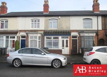 3 bed terraced house to rent in Stoneleigh Road, Perry Barr B20