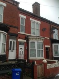Thumbnail 4 bedroom terraced house for sale in Joshua Road, Sheffield