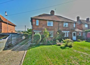 3 bed semi-detached house for sale in Britwell Road, Watlington OX49