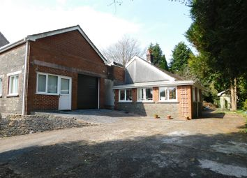 Thumbnail 3 bedroom detached house for sale in Pen Yr Alltwen, Alltwen, Pontardawe, Swansea.