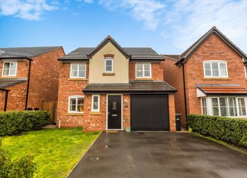Thumbnail 4 bed detached house for sale in 15 Dee Avenue, Holmes Chapel, Crewe