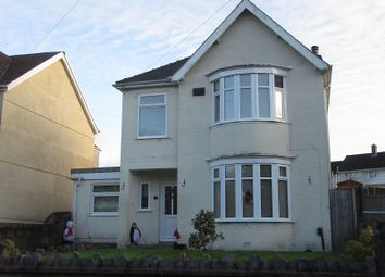 Thumbnail 3 bed property for sale in Llwyn Crwn Road, Llansamlet, Swansea, City And County Of Swansea.