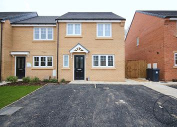 Thumbnail 3 bed end terrace house to rent in Manerton Grove, Darlington
