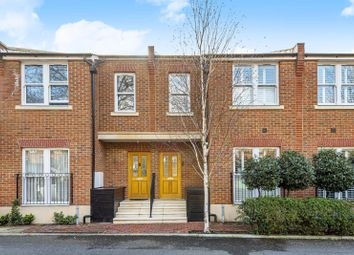 Thumbnail 3 bed terraced house for sale in Candle Mews, Walton Road, East Molesey